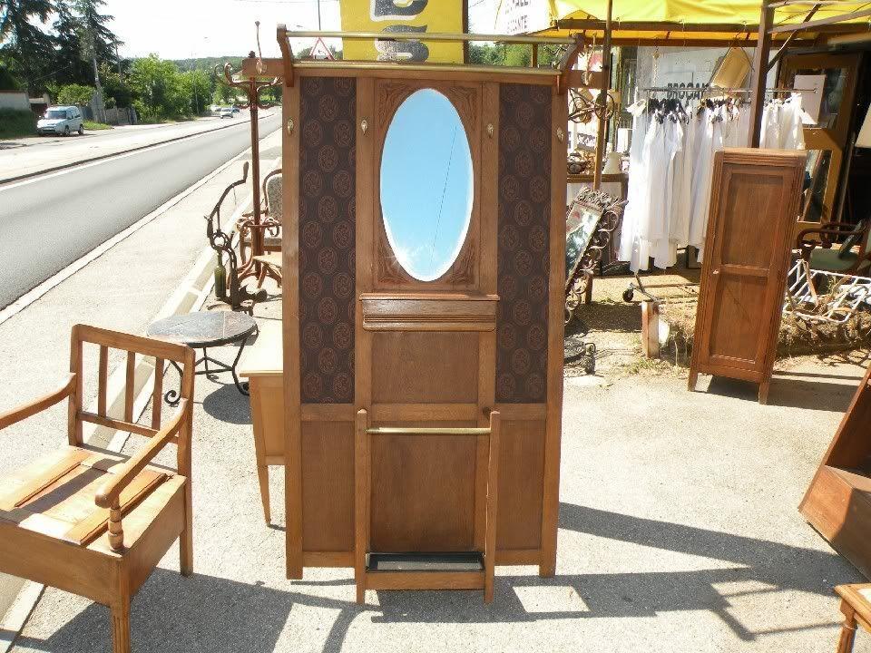 porte manteau 1950 1960. Black Bedroom Furniture Sets. Home Design Ideas